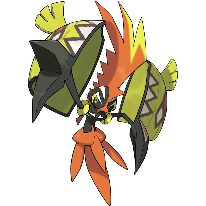 Image result for tapu koko png