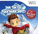 We Ski & Snowboard