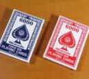 Western playing cards