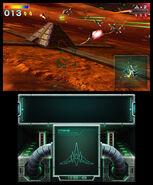 Star Fox 64 3D screenshot 25