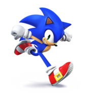 Sonic - Super Smash Bros.