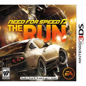 Neef for Speed The Run cover