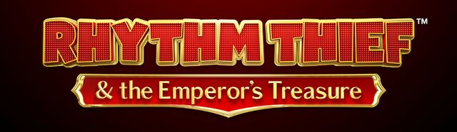 File:Rhythm Thief & the Emperor's Treasure logo.jpg