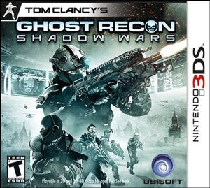 Ghost Recon- Shadow Wars cover