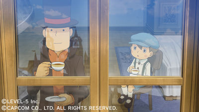 File:Professor Layton VS Ace Attorney screenshot 4.jpg