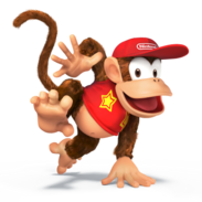 Diddy Kong - Super Smash Bros.
