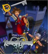 Kingdom Hearts 3D Demo promotional image