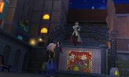 Kingdom Hearts 3D screenshot 8