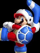 Boomerang Mario (Super Mario 3D Land)