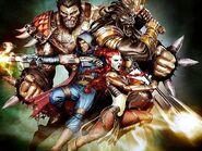 Heroes of Ruin concept art