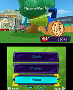 Phineas and Ferb Quest for Cool Stuff screenshot 2
