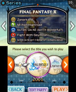 Theatrhythm Final Fantasy screenshot 17