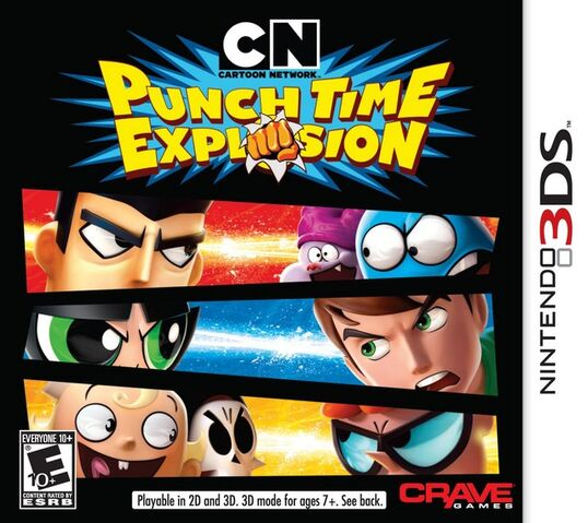 File:Cartoon Network Punch Time Explosion cover.jpg