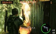 Resident Evil Mercenaries screenshot 2