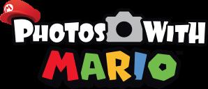 Photos with Mario logo