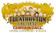 Theatrhythm Final Fantasy Curtain Call logo