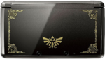 Zelda 25th 3DS closed