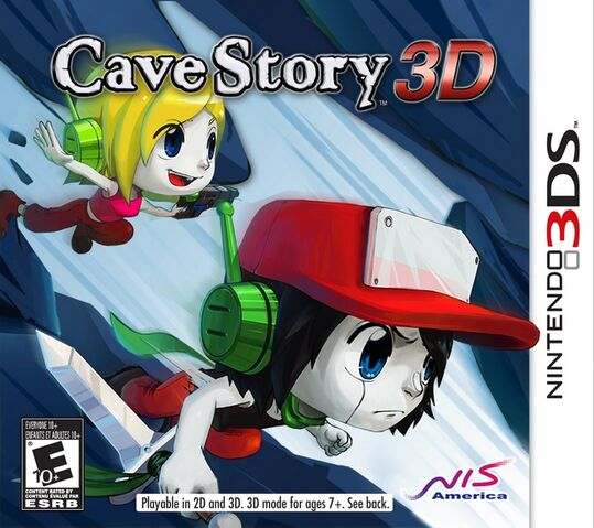 File:Cave Story 3D cover.jpg