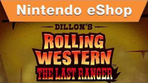 Dillon's Rolling Western The Last Ranger - Intro Trailer
