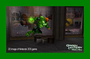 Green Lantern 3DS screenshot 6