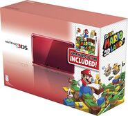Flame Red Super Mario 3D Land case