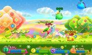 Kirby Triple Deluxe screenshot 16