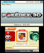 Pokedex 3D screenshot 6