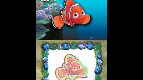 Finding Nemo Escape to the Big Blue - Trailer