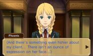 Professor Layton vs. Phoenix Wright screenshot 45