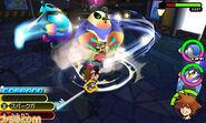 Kingdom Hearts 3D screenshot 26