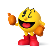 Super Smash Bros. - Pac-Man