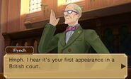 Professor Layton vs. Phoenix Wright screenshot 44