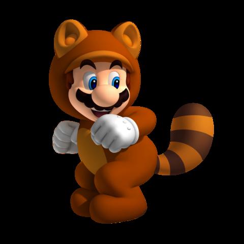 File:Tanooki Mario (Super Mario 3D).png