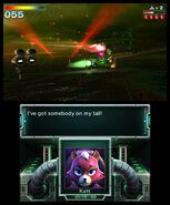 Star Fox 64 3D screenshot 27