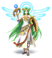 Super Smash Bros. - Palutena