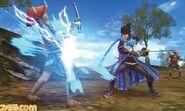 Samurai Warriors Chronicles 2nd screenshot 1