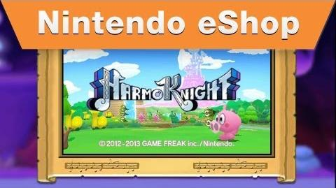 HarmoKnight - Nintendo Direct 2