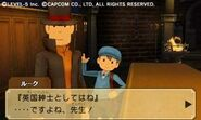 Professor Layton vs Ace Attorney screenshot 17