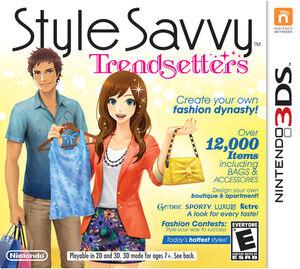 Style Savvy Trendsetters box art