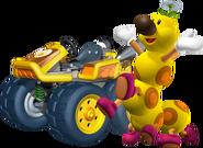 Wiggler (Mario Kart 7)