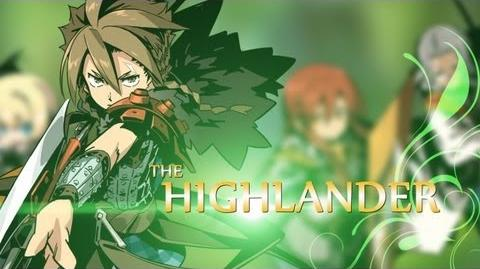 Etrian Odyssey Untold The Millennium Girl - Highlander trailer