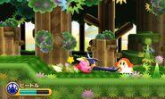 Kirby Triple Deluxe screenshot 5