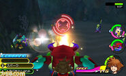 Kingdom Hearts 3D screenshot 100