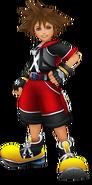 Sora (Kingdom Hearts 3D) promotional image