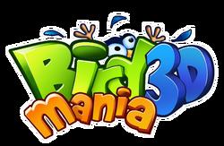 Bird Mania 3D logo