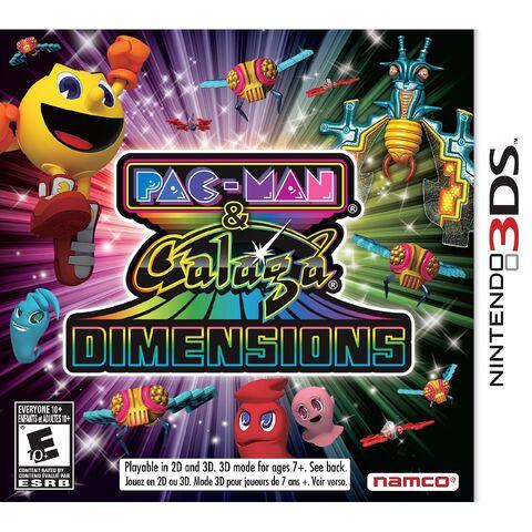 File:Pac-Man & Galaga Dimensions box art.jpg