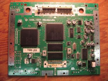 NUS-CPU-04 Front