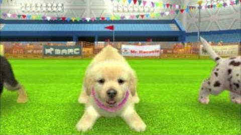 Nintendogs and Cats 3DS Pictures
