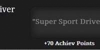 Super Sport Driver