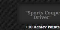 Sports Coupe Driver